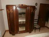 armoire chene massif 190 86250 Charroux