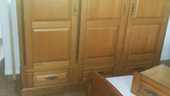 Armoire en chêne massif 400 Gujan-Mestras (33)