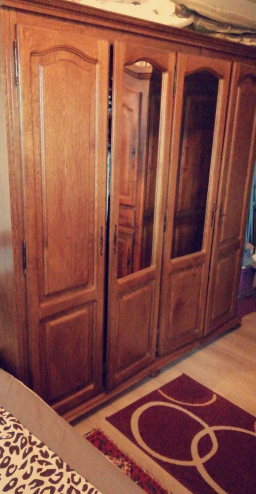 armoire chene massif 4 portes 0 Mérignac (33)