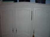 armoire chêne sérusée 100 Le Touquet-Paris-Plage (62)