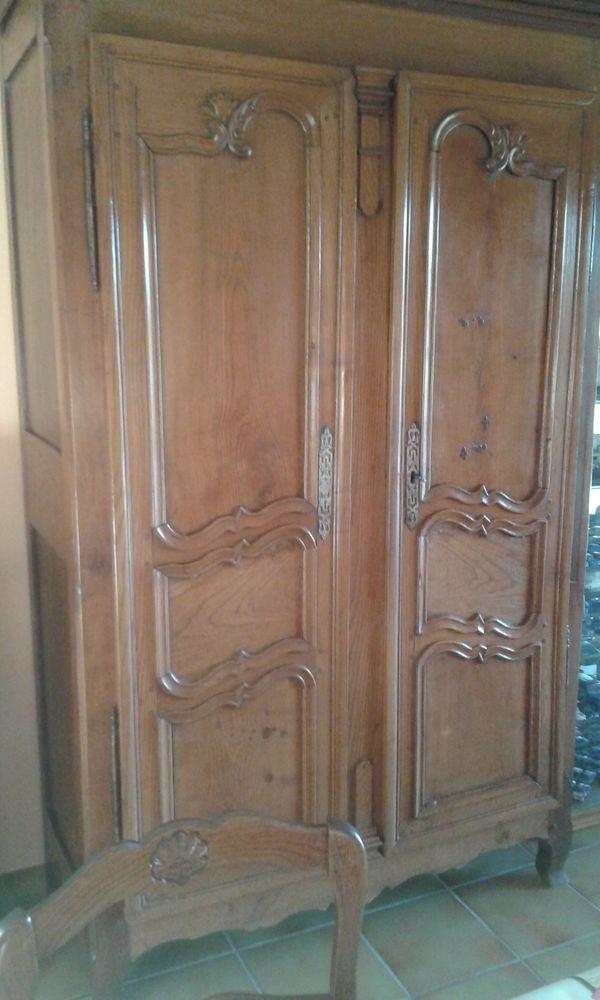armoire en chêne type vénitien  0 Châlons-en-Champagne (51)
