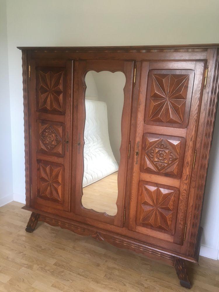 armoire + lit + chevet 300 Châteauneuf-du-Faou (29)