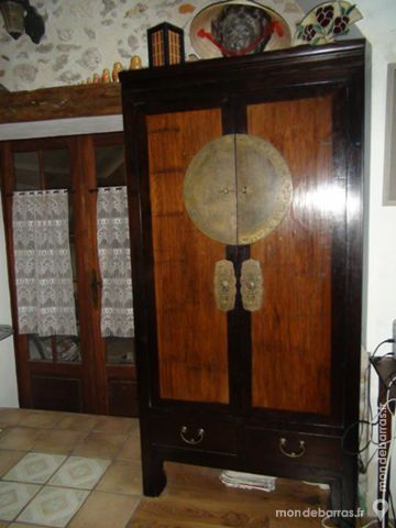 armoire de mariage chinoise occasion. Black Bedroom Furniture Sets. Home Design Ideas