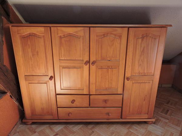 Armoire commode - lit - bureau 250 Les Andelys (27)