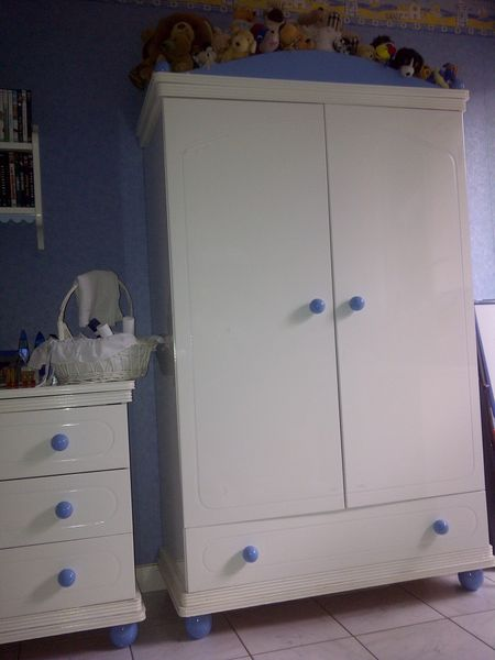 ARMOIRE + COMMODE  100 Sarcelles (95)
