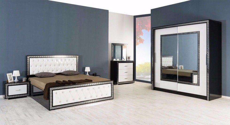 Armoire design Versace quasi neuf blanc et noir 500 Paris 13 (75)