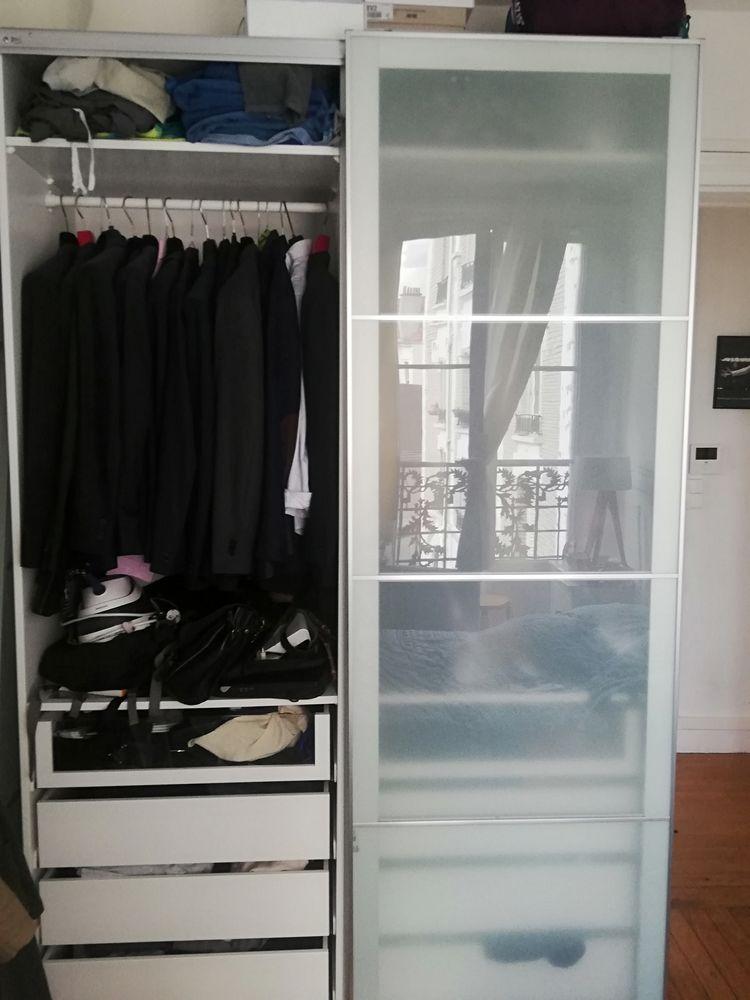Armoire dressing Pax IKEA 450 Nogent-sur-Marne (94)