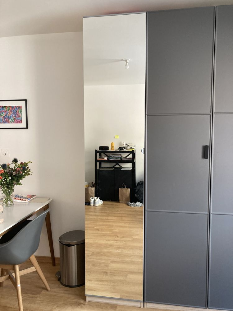 Armoire dressing Ikea 190 Lille (59)