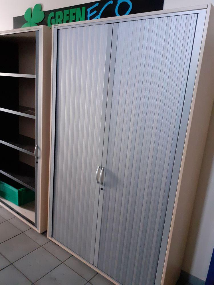 Armoire haute métallique cadre bois Réf CB1 180 Grenoble (38)
