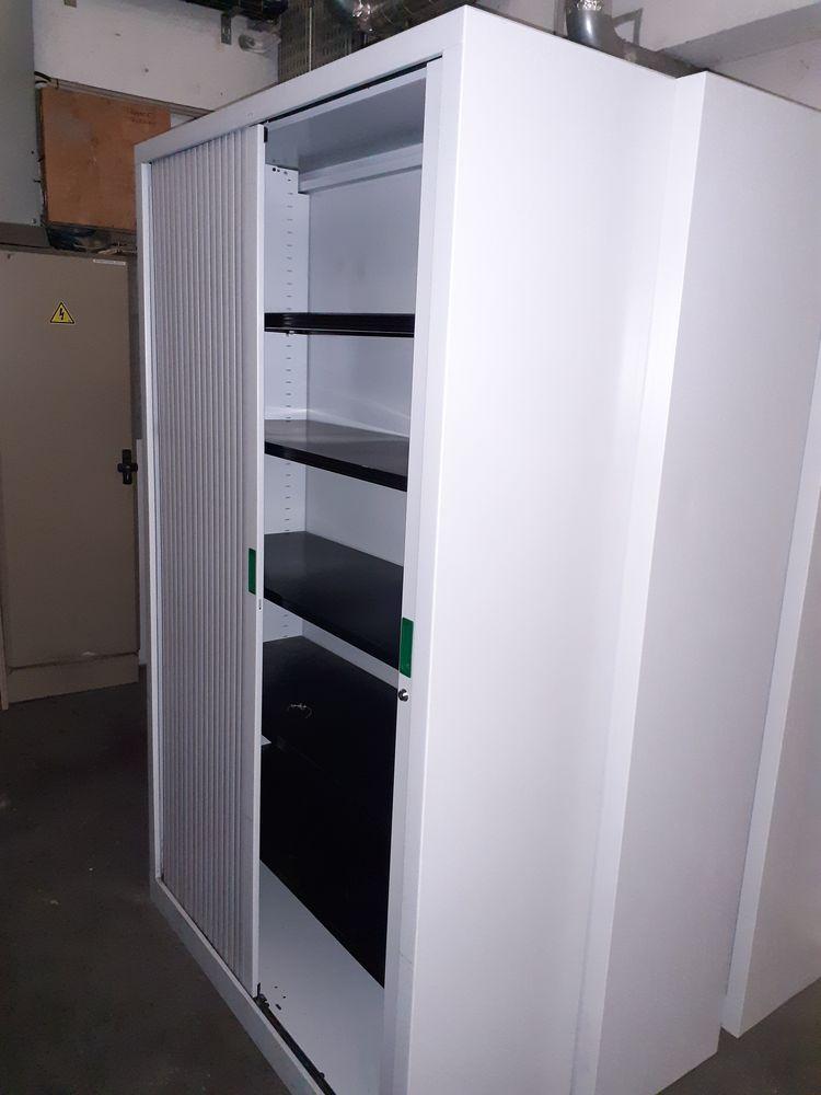 Armoire haute métallique à rideaux Réf. M10 150 Grenoble (38)