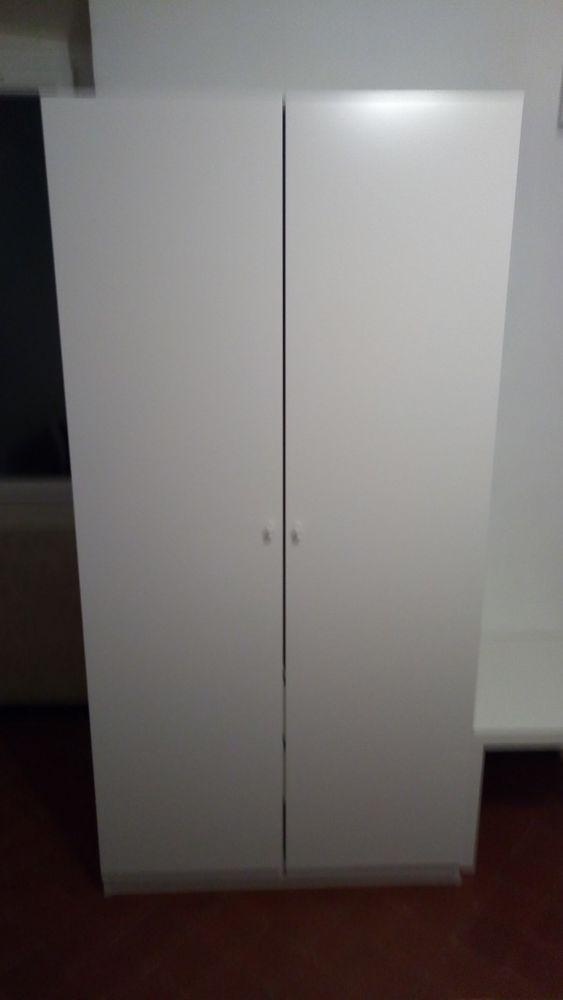 Armoire IKEA modulable blanche PAX 150 La Barben (13)