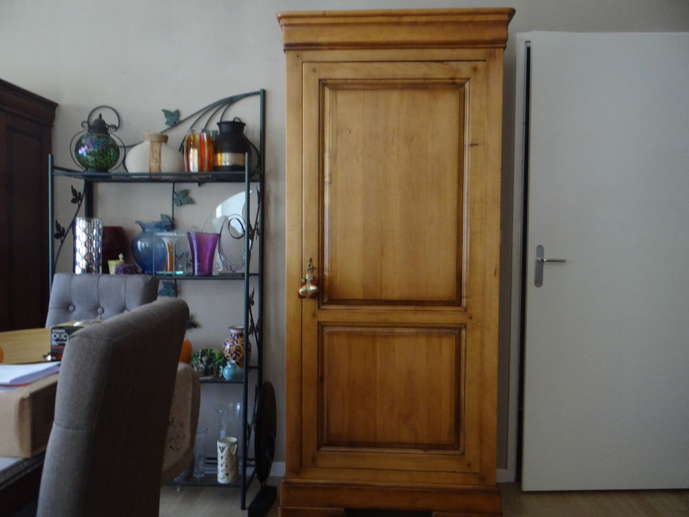 Achetez armoire ling re occasion annonce vente roubaix 59 wb156531385 - Meuble lingere rangement ...