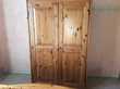Armoire en pin massif 2 portes La Peyrade (34)