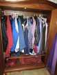 armoire merisier 3 portes Meubles
