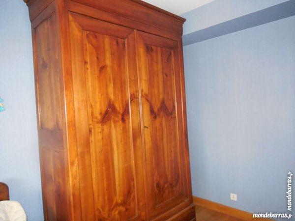armoire en merisier style louis Philippe 500 Aigné (72)