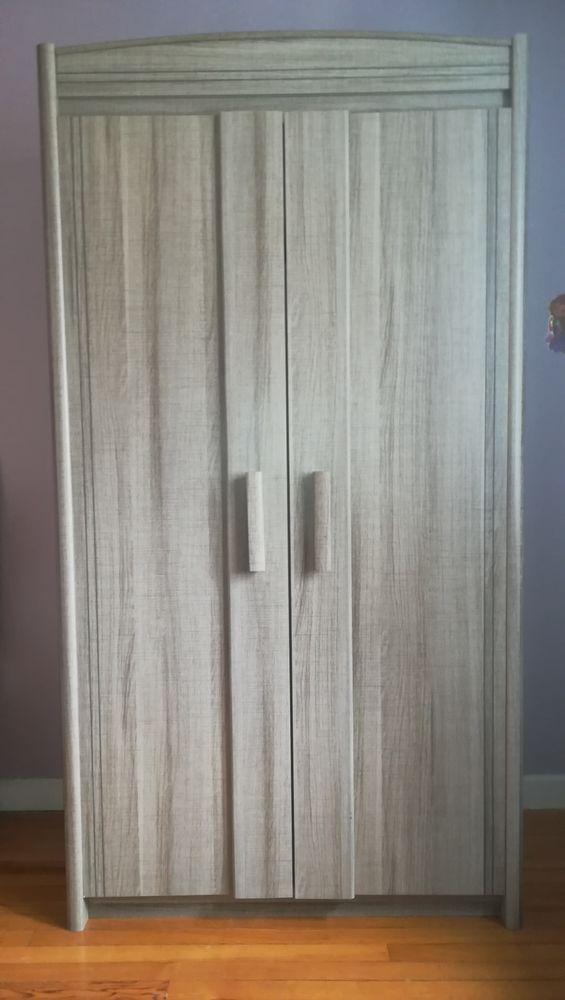 Armoire neuve en bois, gris clair 250 Tain-l'Hermitage (26)