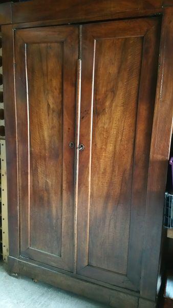 armoire noyer 150 Biscarrosse (40)
