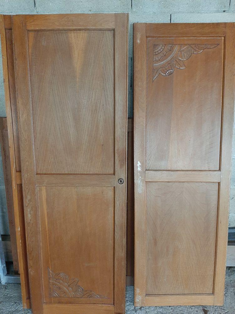 armoire penderie en chêne   80 Grisolles (02)