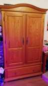Armoire/penderie pin massif 300 Bry-sur-Marne (94)