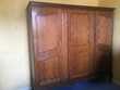 Armoire 3 portes en chêne