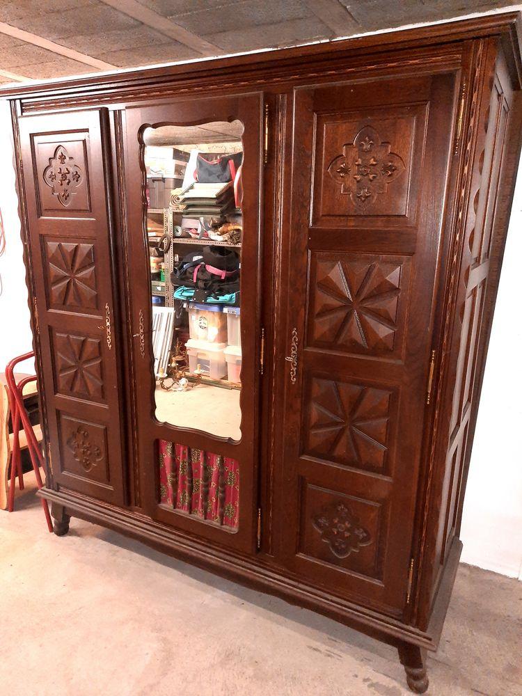 Armoire 3 portes - Très bon état 0 Thorigné-Fouillard (35)