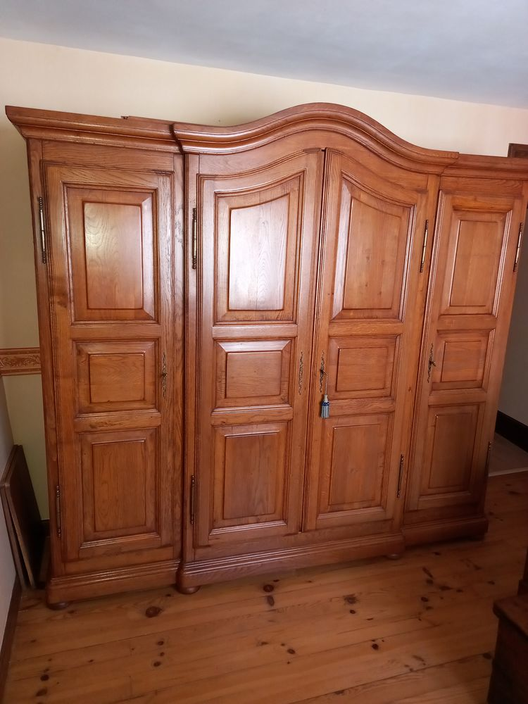 Armoire 4 portes 0 Coulommiers (77)