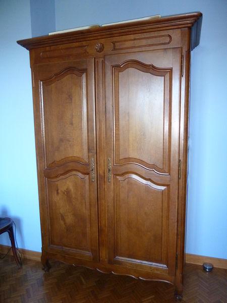 Armoire rustique 2 portes 400 Corbarieu (82)