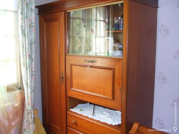 armoire secrétaire et vitrine Meubles