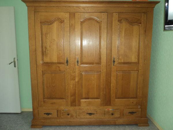 Achetez armoire style quasi neuf annonce vente sorcy - Meuble style campagnard ...