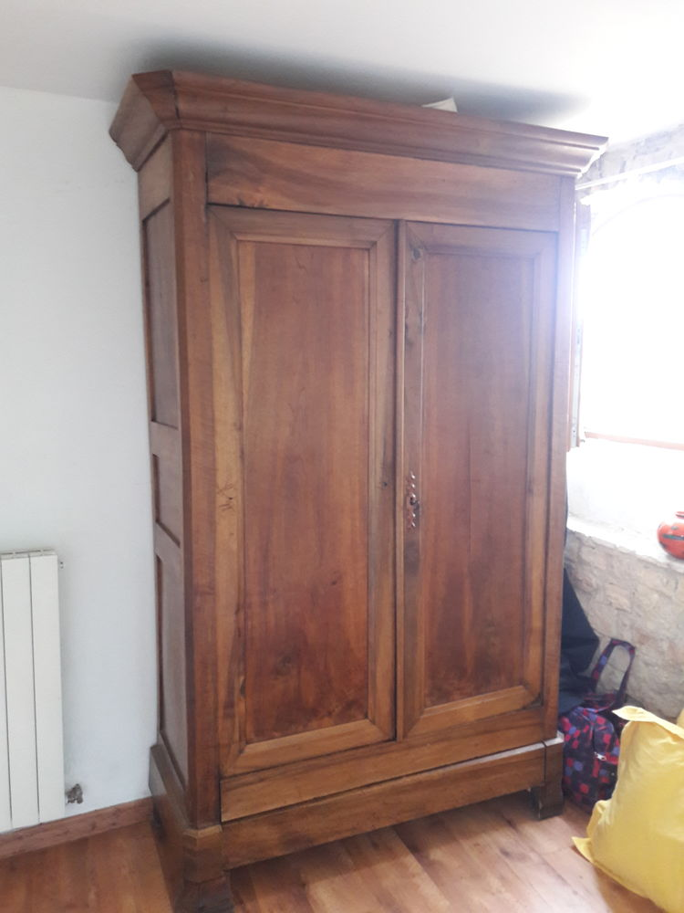 Ancienne Armoire Louis Philippe