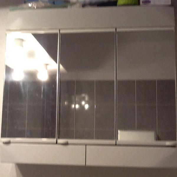 Armoire à toilette miroir 3portes 18 Marennes (17)