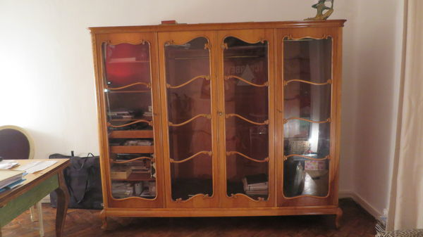 Armoire vintage 4 portes Meubles