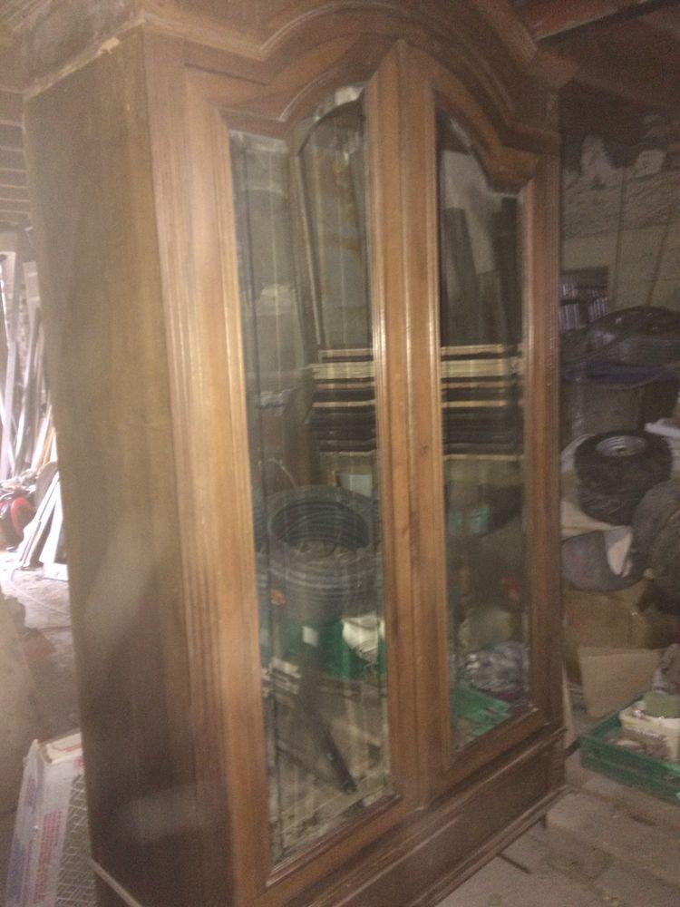 armoire vitrée deux portes 150 La Selle-sur-le-Bied (45)