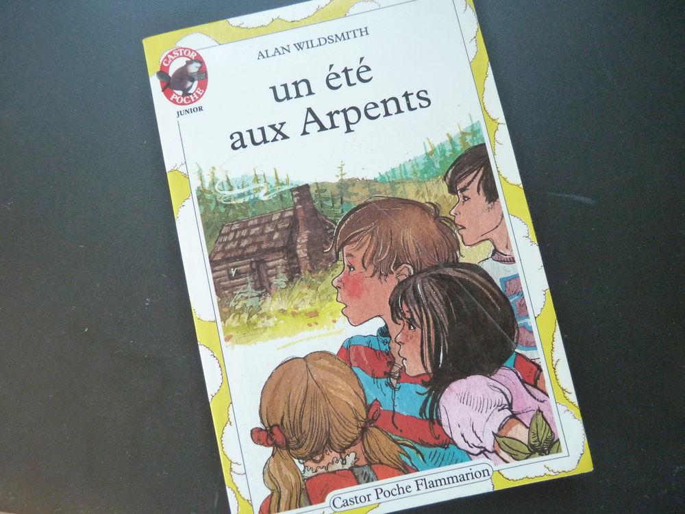 Ete aux arpents (anc ed) - - aventure, junior des 9/10 ans Livres et BD
