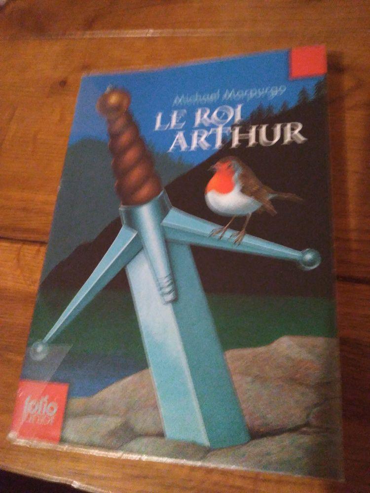 Le roi Arthur - Michaël Morpurgo 1 Wancourt (62)