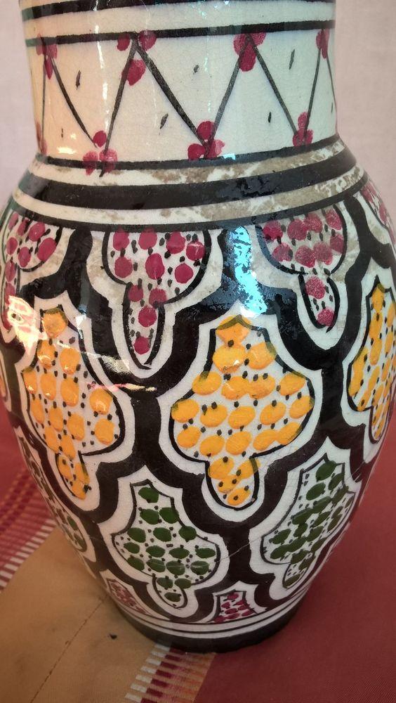 Artisanat marocain, bols, vases..objets en bois 15 Paris 13 (75)