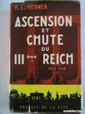 ASCENSION ET CHUTE DU III ème REICH 1933 - 1945 5 Brest (29)