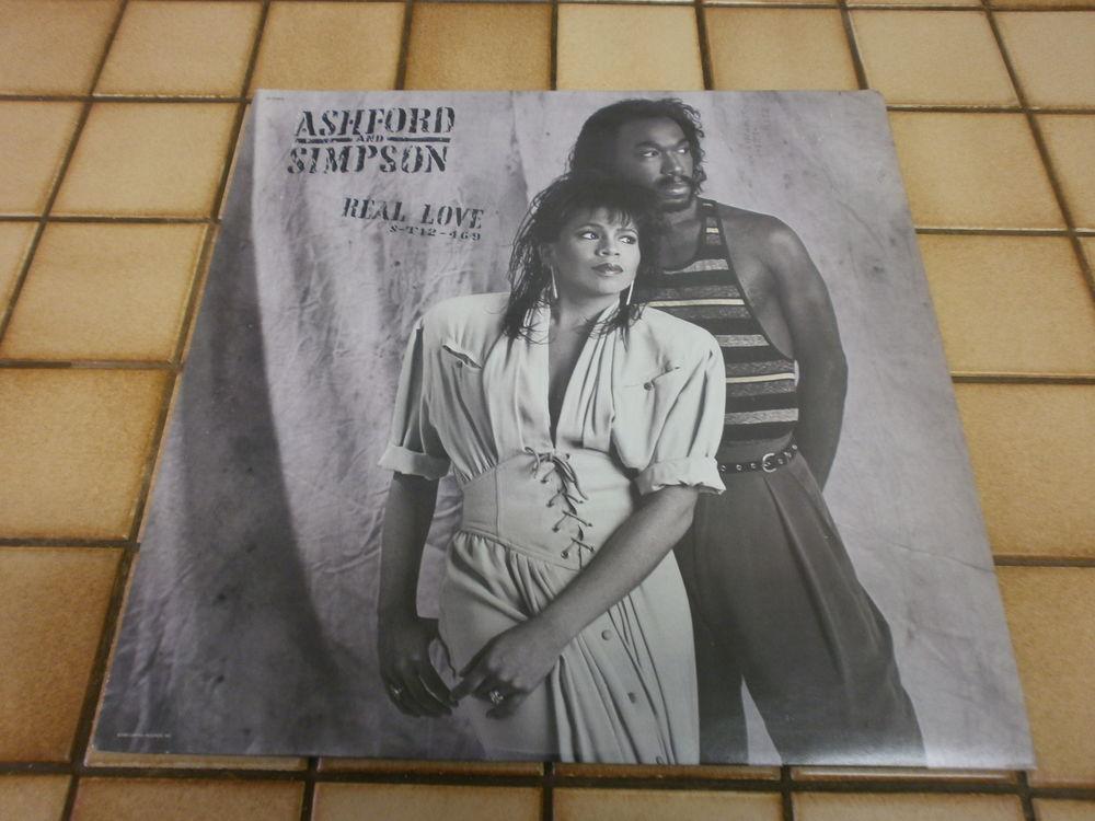 ASHFORD and SIMPSON - Alb. Vinyle 33 T - ORIGINAL de 1986 - 13 Fourmies (59)
