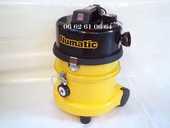 Aspirateur à amiante NUMATIC 650 Cagnes-sur-Mer (06)
