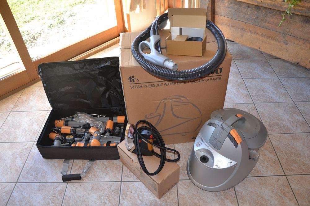 achetez aspirateur vapeur neuf revente cadeau annonce. Black Bedroom Furniture Sets. Home Design Ideas