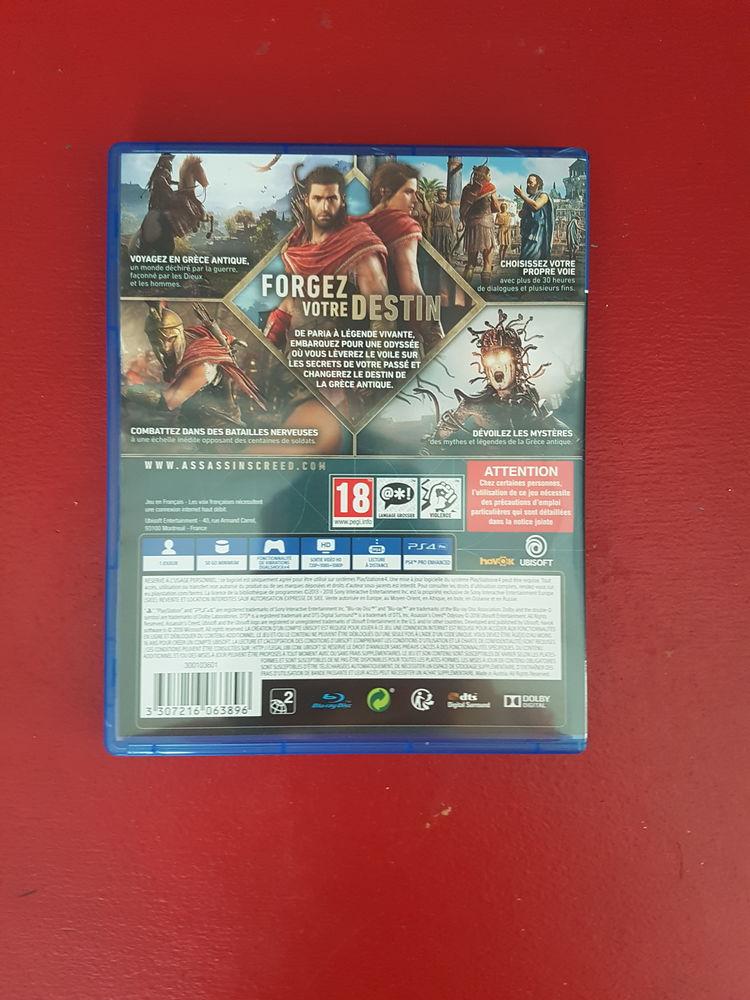 Assassin's Creed odyssey 28 Saint-Jean-Lasseille (66)