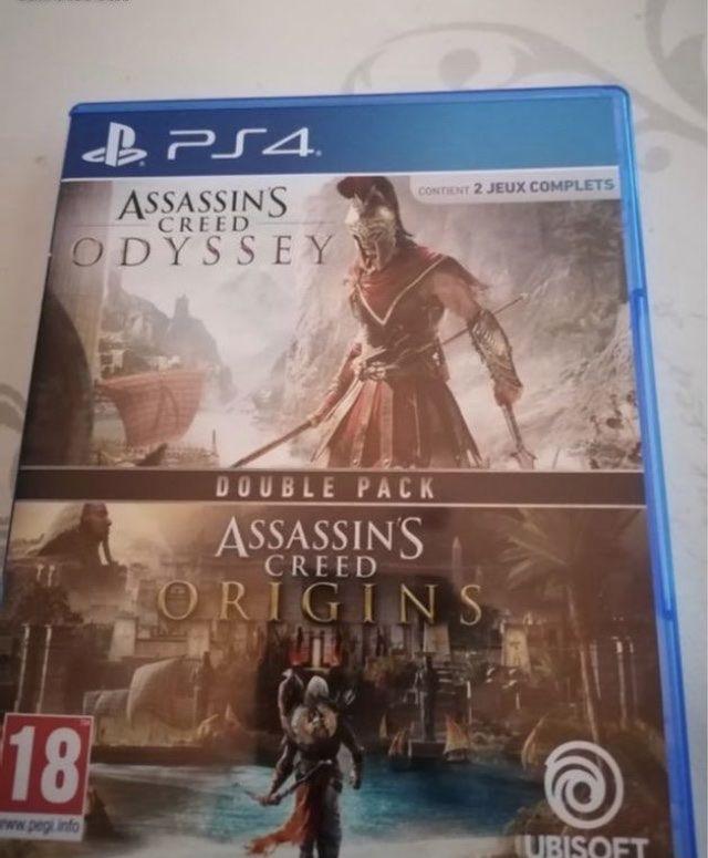 Assassin?s Creed Odyssey + Origins PS4 30 Paris 20 (75)