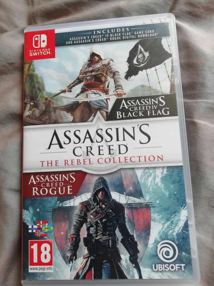 Assassin's Creed Rebel Collection Nintendo Switch 20 Rueil-Malmaison (92)