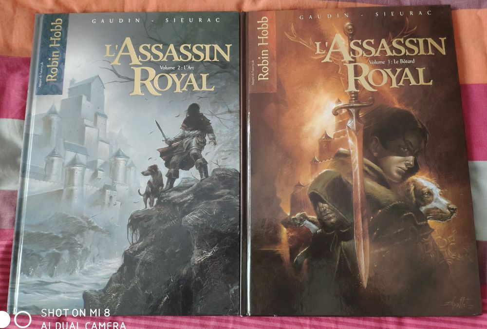 BD :  L'assassin Royal 9 Nice (06)