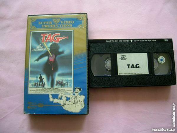 K7 VHS TAG Le jeu de l'assassinat - Film policier 3 Nantes (44)
