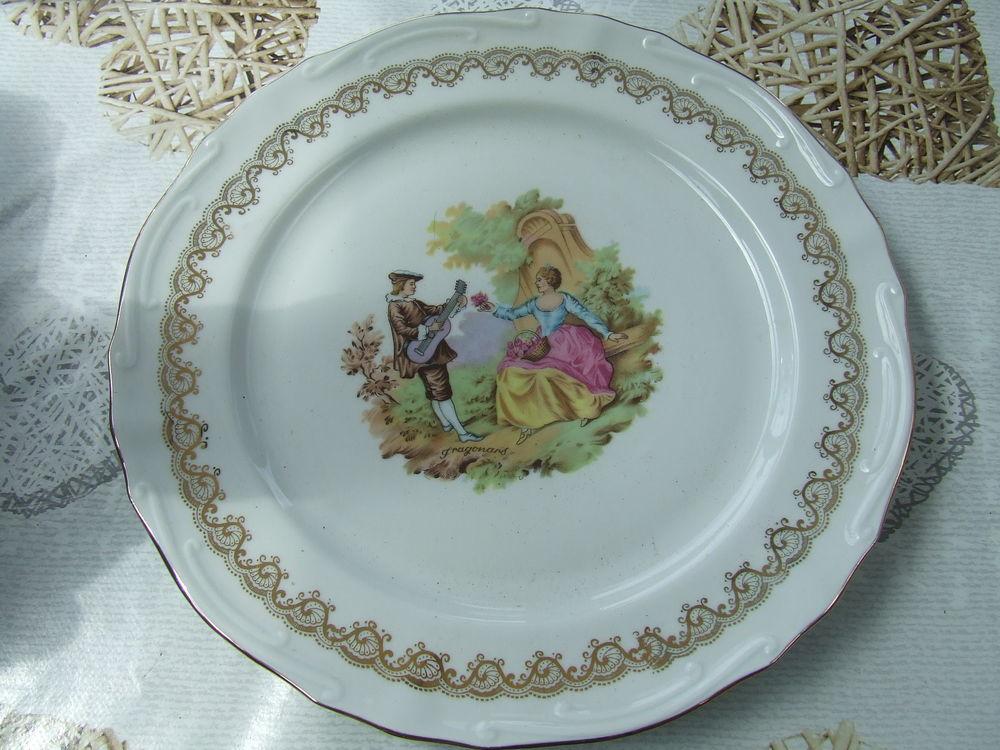assiete vereitable porcelaine 0 Sainte-Marie-Kerque (62)