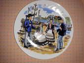 3 Assiette de collection 0 Éragny (95)