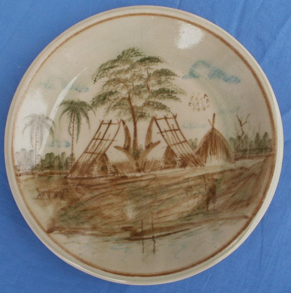 Assiette decorative en porcelaine made in Thaïlande 20 Montauban (82)