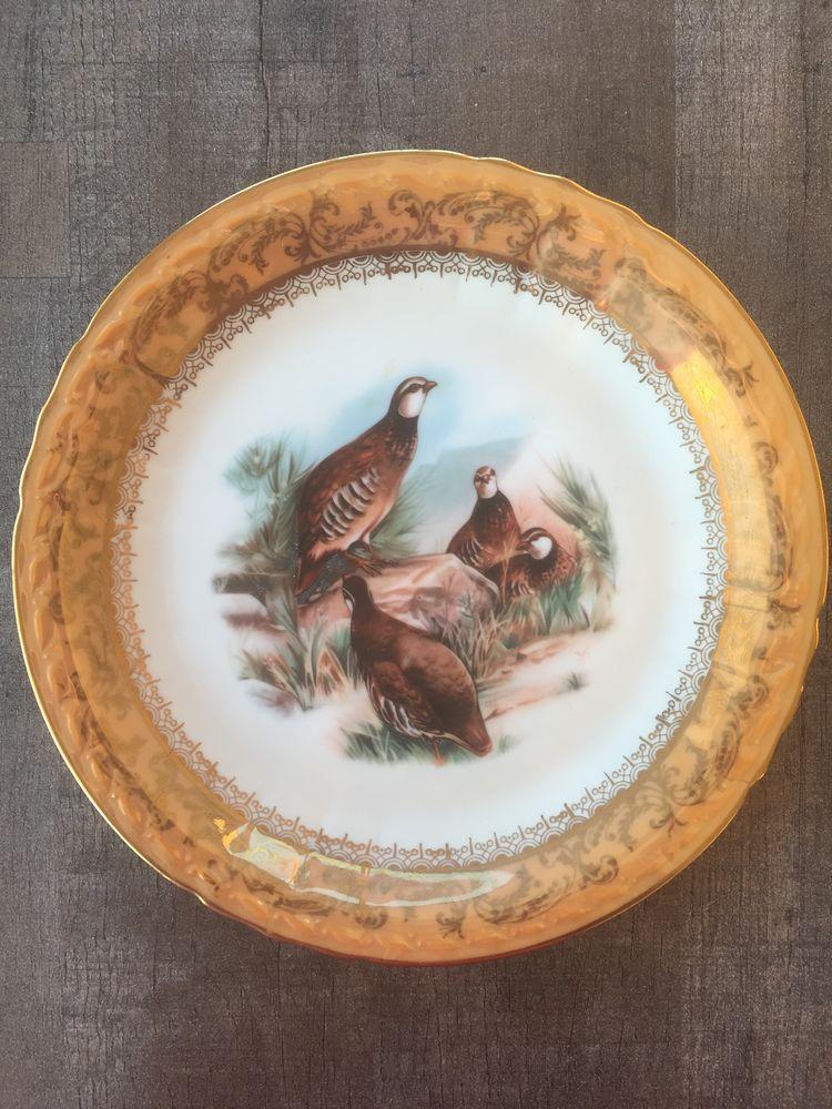Assiette décorative en porcelaine  20 Nîmes (30)