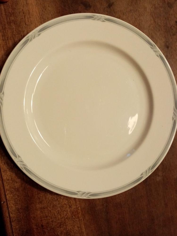 1 assiette à dessert(n°3 cart n°37) 1 Bonnefamille (38)